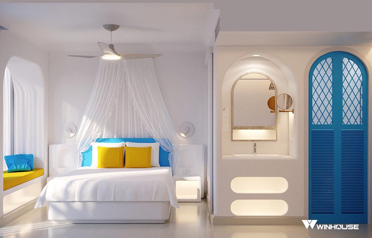 Khách sạn – Căn hộ WILL