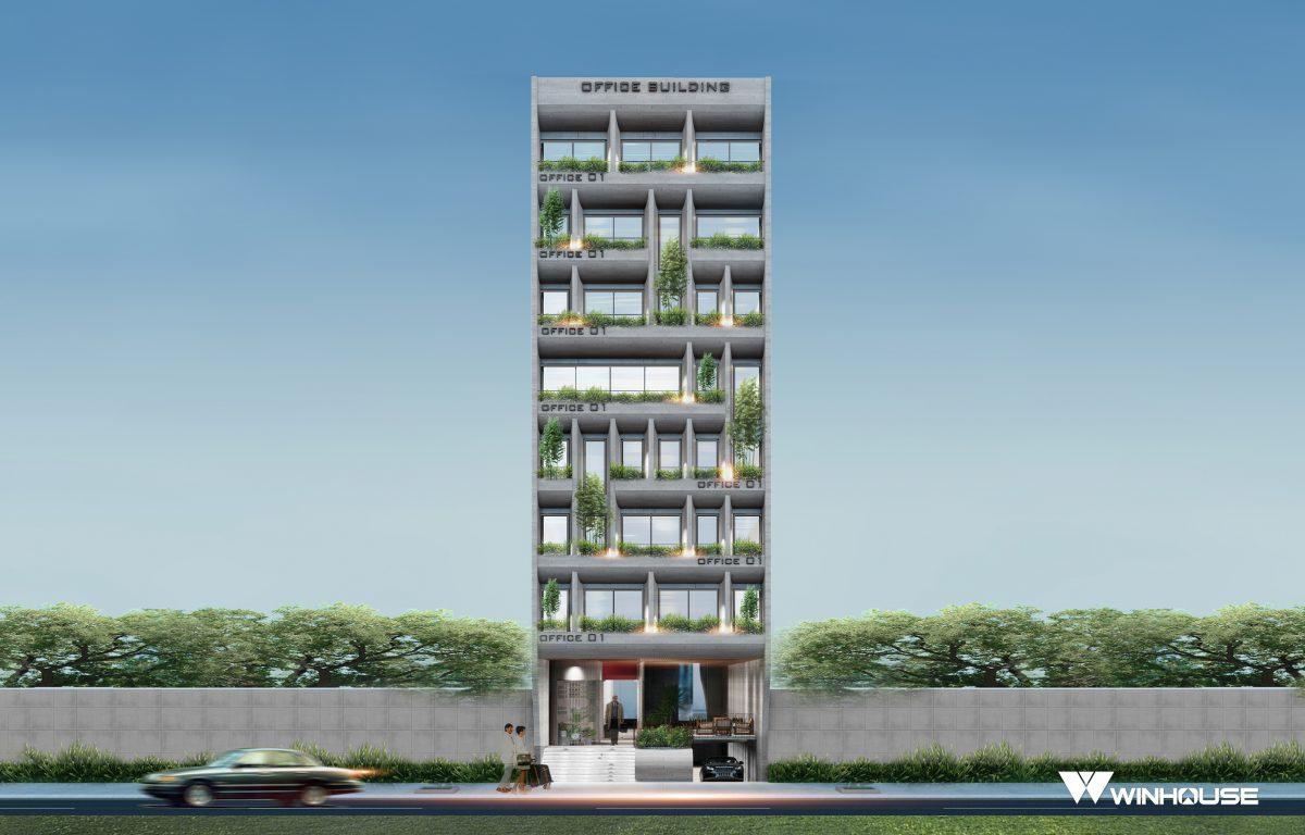 Tòa nhà TP-Building